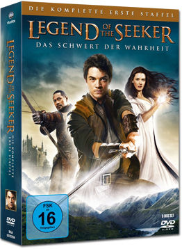 Legend of the Seeker: Staffel 1 Box (6 DVDs)