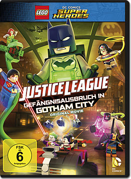 LEGO Justice League - Gefängnisausbruch in Gotham City