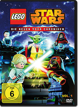 Lego Star Wars: Die neuen Yoda Chroniken Vol. 1