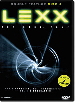 Lexx: Staffel 1/2 (Vol. 3+4)