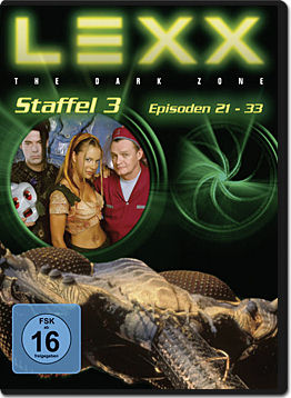 Lexx: Staffel 3 (Episoden 21-33)