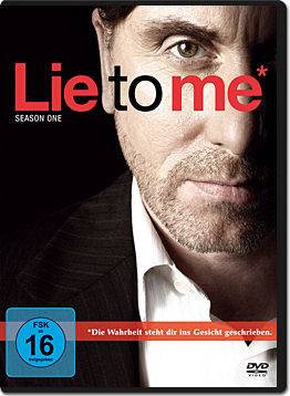 Lie to Me: Season 1 Box (4 DVDs)