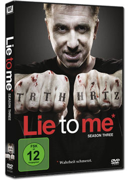Lie to Me: Season 3 Box (4 DVDs)