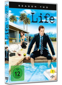 Life: Staffel 2 Box (6 DVDs)