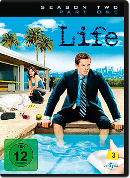 Life: Staffel 2 Part 1 (3 DVDs)