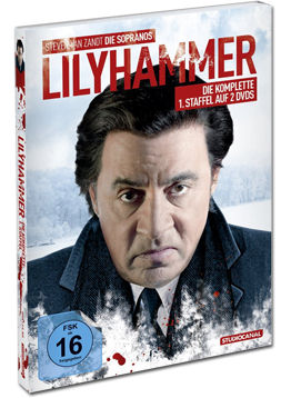 Lilyhammer: Staffel 1 Box (2 DVDs)
