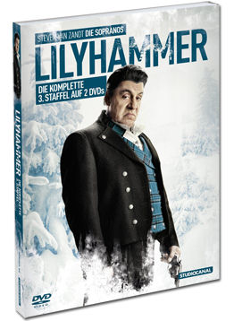 Lilyhammer: Staffel 3 Box (2 DVDs)