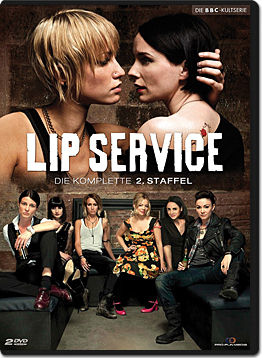 Lip Service: Staffel 2 Box (2 DVDs)