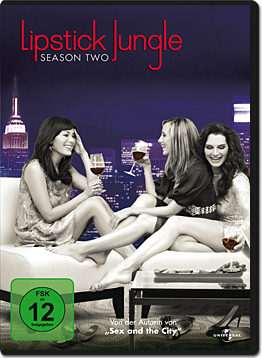 Lipstick Jungle: Season 2 Box (3 DVDs)