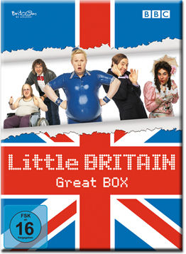 Little Britain - Great Box (8 DVDs)