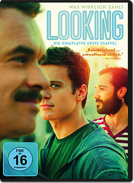 Looking: Staffel 1 Box (2 DVDs)