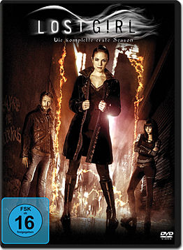 Lost Girl: Staffel 1 Box (3 DVDs)