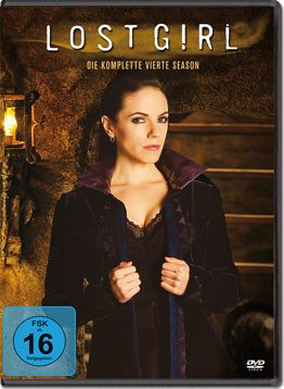Lost Girl: Staffel 4 Box (3 DVDs)