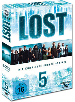 Lost: Staffel 5 Box (5 DVDs)