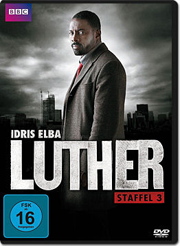 Luther: Staffel 3 Box