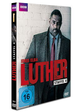 Luther: Staffel 4 Box
