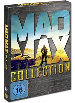 Mad Max - Collection (4 DVDs)