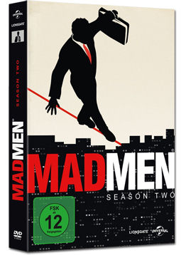 Mad Men: Staffel 2 Box (4 DVDs)