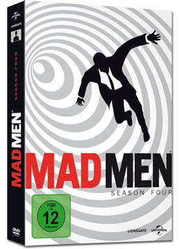 Mad Men: Staffel 4 Box (4 DVDs)