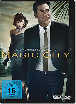 Magic City: Season 2 Box (3 DVDs)