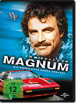 Magnum: Season 1 Box (6 DVDs)