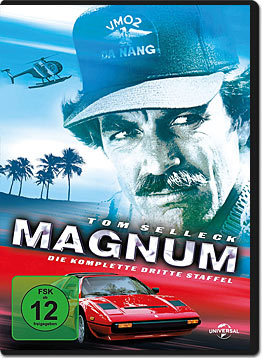 Magnum: Season 3 Box (6 DVDs)