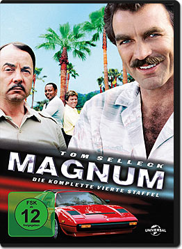 Magnum: Season 4 Box (6 DVDs)