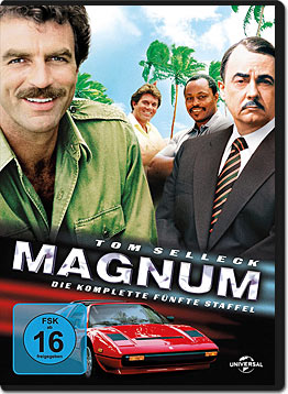 Magnum: Season 5 Box (6 DVDs)