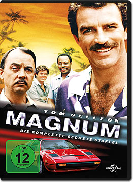 Magnum: Season 6 Box (5 DVDs)