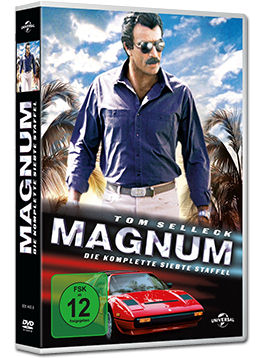 Magnum: Season 7 Box (6 DVDs)
