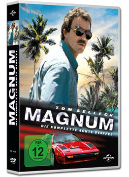 Magnum: Season 8 Box (3 DVDs)