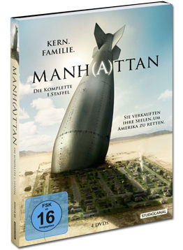 Manhattan: Staffel 1 Box (4 DVDs)