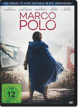 Marco Polo: Staffel 1 Box (5 DVDs)