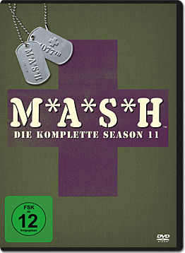 M.A.S.H.: Season 11 Box (3 DVDs)