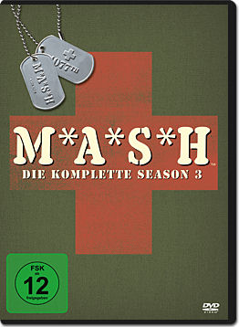 M.A.S.H.: Season 3 Box (3 DVDs)