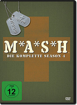 M.A.S.H.: Season 4 Box (3 DVDs)