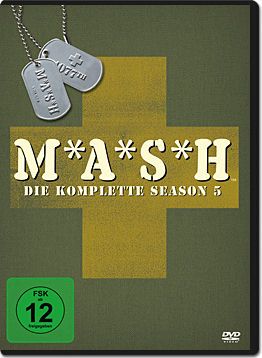 M.A.S.H.: Season 5 Box (3 DVDs)