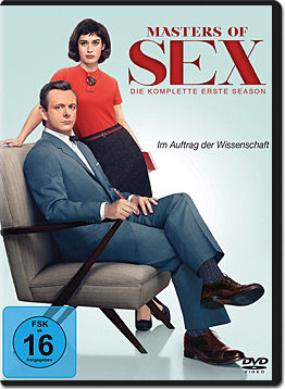 Masters of Sex: Staffel 1 Box (4 DVDs)