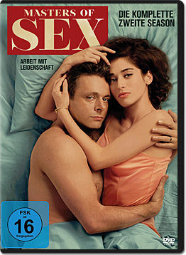Masters of Sex: Staffel 2 Box (4 DVDs)