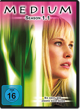 Medium: Season 1.1 (2 DVDs)