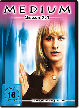 Medium: Season 2.1 (3 DVDs)