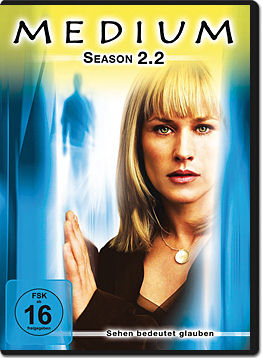Medium: Season 2.2 (3 DVDs)
