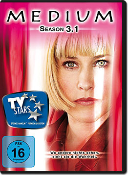 Medium: Season 3.1 (3 DVDs)