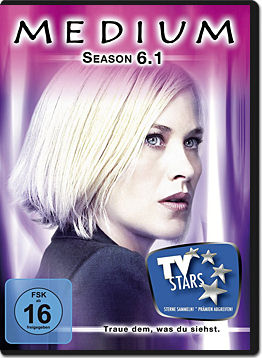 Medium: Season 6.1 (2 DVDs)
