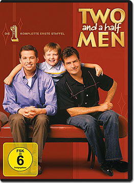 Two and a Half Men: Staffel 01