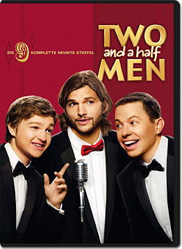 Two and a Half Men: Staffel 09 Box (3 DVDs)