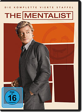 The Mentalist: Staffel 4 Box (5 DVDs)