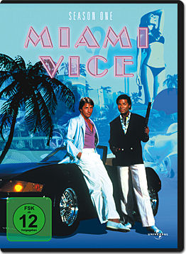 Miami Vice: Season 1 Box (6 DVDs)
