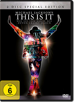 Michael Jackson's This Is It - Special Edition (2 DVDs)