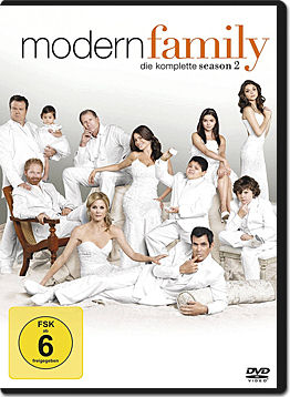 Modern Family: Staffel 2 (4 DVDs)